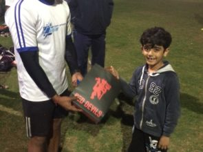 Player of the week (Sub junior) 20/11/2015