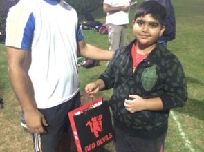 Player of the week (junior) 20/11/2015